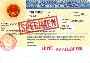 Vietnam Visa On Arrival - 5 Common Mistakes with Visa On