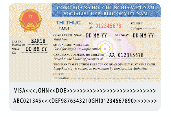 How to Apply for Vietnam Tourist Visa | 2019 Detailed Guide