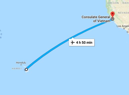 How to get Vietnam visa in Honolulu, Hawaii | Consulate of ...
